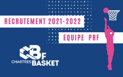 Equipe PRF 2021-2022