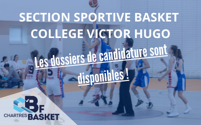 Section Sportive Basket Collège Victor Hugo