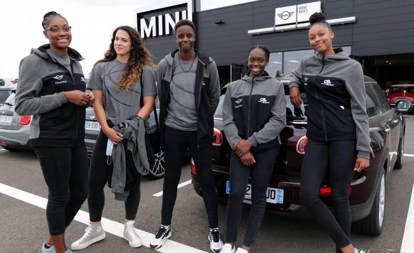 Boutique C'Chartres Basket Féminin